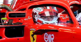 Леклер: Перші кілька гонок в Ф-1 я був шокований