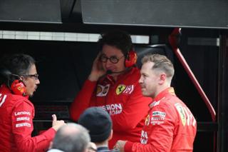 Бінотто: Феттель хоче завоювати титул у Ferrari