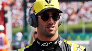 Ріккардо: В Renault я зробив кілька кроків назад