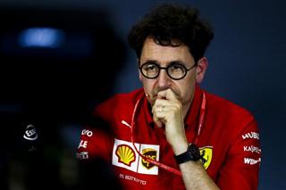 Бінотто: Завдання Ferrari - виграти бодай один етап у сезоні