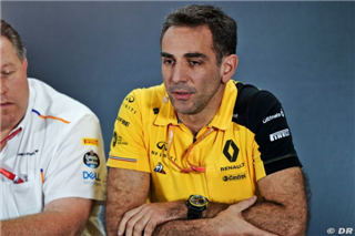 Абітебуль: Renault дуже важко прощатися з Хюлькенбергом