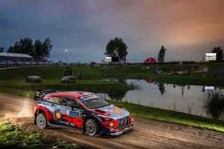 WRC. Тянак виграв Ралі Естонії, Ожьє тільки третій