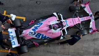 Renault: Болід Racing Point - це еволюція нашого спорту