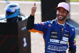 Ріккардо: McLaren так довго чекав на цю перемогу