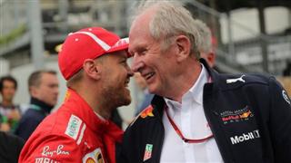 Марко: Я просив Феттеля покинути на рік Формулу-1