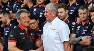 Марко пригрозив Ferrari протестом за порушення регламенту