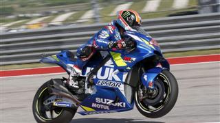 MotoGP. Рінс виграв гонку у США, Россі став другим