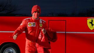Сайнс: Ніколи не забуду перший день за кермом Ferrari