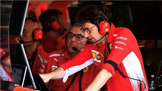 Турріні: Новий болід Ferrari не викликає ейфорії