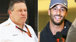 Директор McLaren: Два роки тому Ріккардо відмовився йти до нас