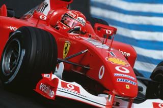 Чемпіонський болід Шумахера продали за 6,6 млн доларів