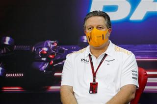 Директор McLaren: Цього року ми втратимо кілька етапів через пандемію