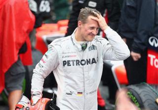 Хауг: Шумахер міг стати чемпіоном світу навіть у 2015 році