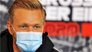 Магнуссен: Мені пропонували залишитися у Формулі-1