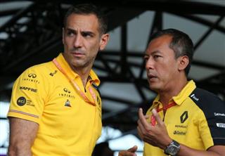 Абітебуль пояснив, чому Renault не показав болід
