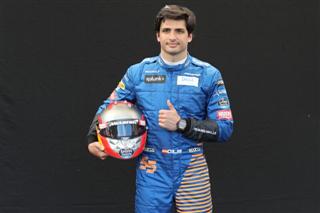 Де ла Роса: У Сайнса блискучі перспективи в Ferrari