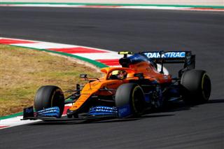 Норріс: Зараз McLaren у досить хорошій формі