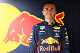 Албон: Тепер я більше впевнений у Red Bull