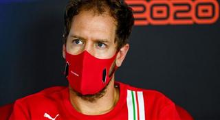 Марко назвав переломний момент Феттеля у Ferrari