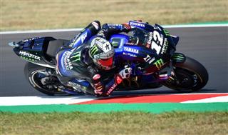 MotoGP. Віньялес виграв кваліфікацію у Сан-Марино