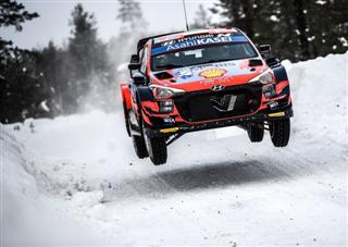 WRC. Тянак виграв Ралі Фінляндії, Ожьє став 20-м
