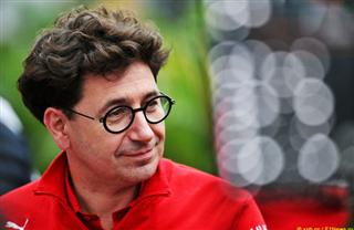 Бінотто - про нове переднє антикрило Ferrari