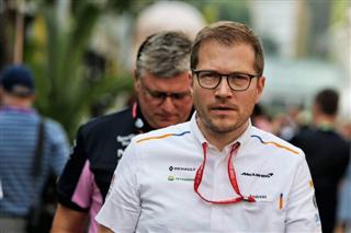 Шеф McLaren пояснив перехід на мотори Mercedes