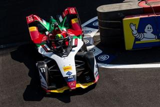 Формула Е. Ді Грассі виграв гонку в Мексиці
