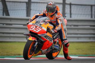 MotoGP. Маркес виграв Гран Прі Емілії-Романьї