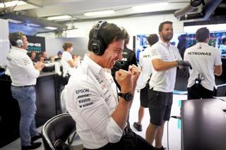 Вольфф: Сподіваюся, що мотор Mercedes буде на рівних з Ferrari