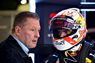 Йос Ферстаппен: Макс цілком може змінити команду