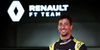 Ріккардо: Хочу, щоб болід Renault був найшвидшим