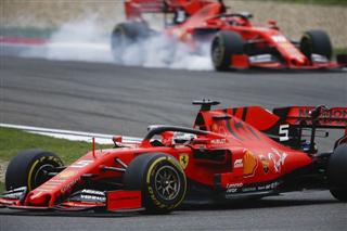 Болід Ferrari додасть у Бельгії 20
