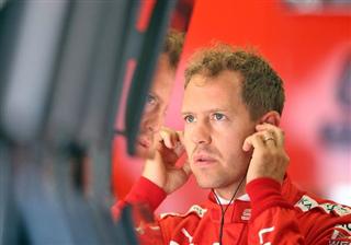 Ральф Шумахер: Феттель майже втратив роль першого пілота Ferrari