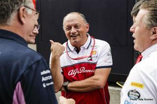 Вассер - про склад пілотів Alfa Romeo на наступний сезон