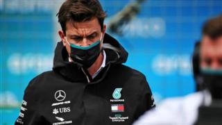 Вольфф: Якщо я або Хемілтон підемо з Mercedes, команда не впаде