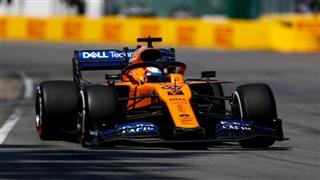 Директор McLaren розповів про зміни у структурі боліда