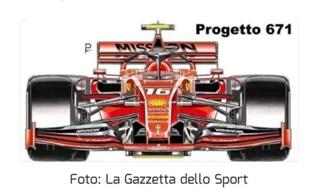З'явилося ймовірне зображення боліду Ferrari на новий сезон (+ФОТО)