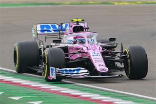Стролл: Racing Point мусить поборотися за третє місце