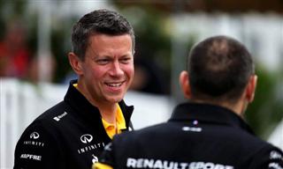 Директор Renault: Плануємо боротися з лідерами у 2021 році