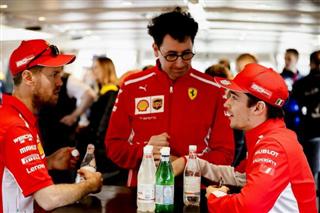 Бінотто: Зараз у Ferrari немає першого пілота