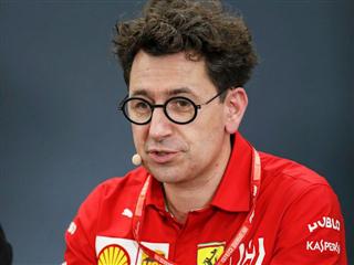 Бінотто: В гонці темп Mercedes був справді кращим