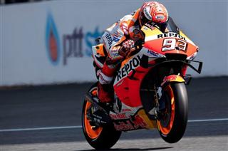 MotoGP. Маркес виграв гонку в Таїланді, Россі - восьмий