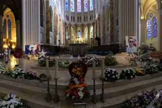 У Франції поховали Антуана Юбера (+ФОТО)