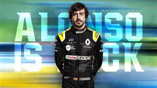 Баттон: Повернення Алонсо піде на користь усій Формулі-1
