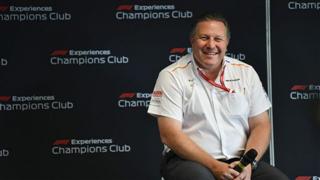 Браун: Керівництво Формули-1 саме має прийняти рішення про правила