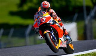 MotoGP. Маркес на поулі в Італії, Россі провалився