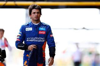 Сайнс: Баланс боліду McLaren став значно кращим