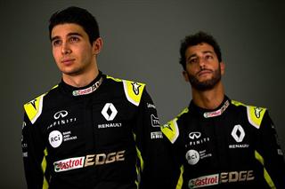 Окон: У нового боліда Renault чимало цікавих нюансів
