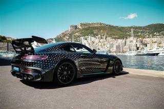 Боттас пофарбував своє авто в кольори боліда Ф-1